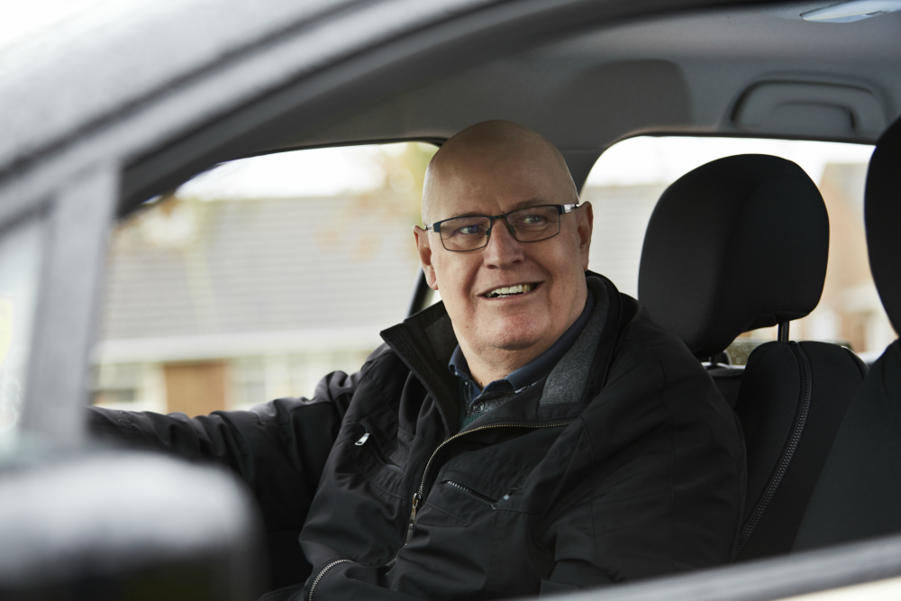 Driving and dementia | Alzheimer's Society
