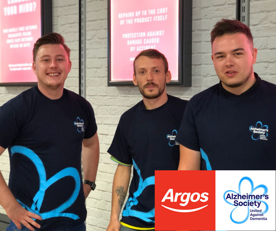 Argos and Alzheimer's Society – There For Everyone