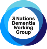3 Nations Dementia Working Group logo