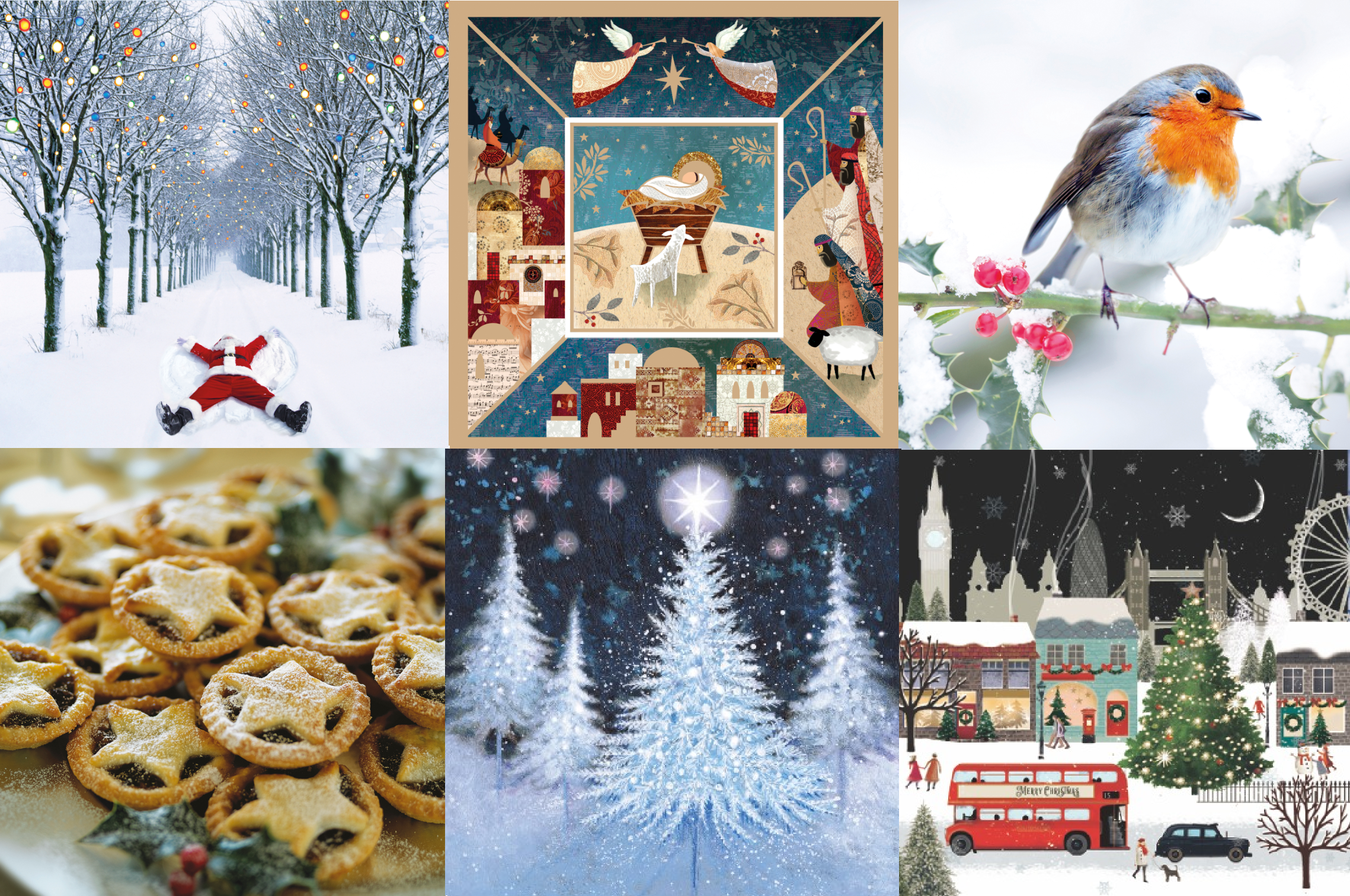 Raising Money Through Christmas Cards Alzheimers Society