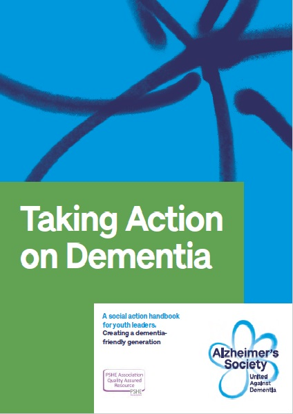 Taking Action on Dementia handbook