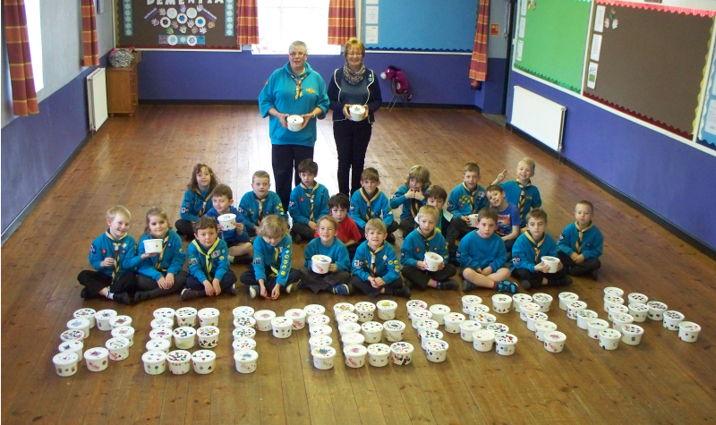 Scouts A Million Hands Uniting Against Dementia
