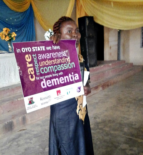 Dementia Friends Nigeria