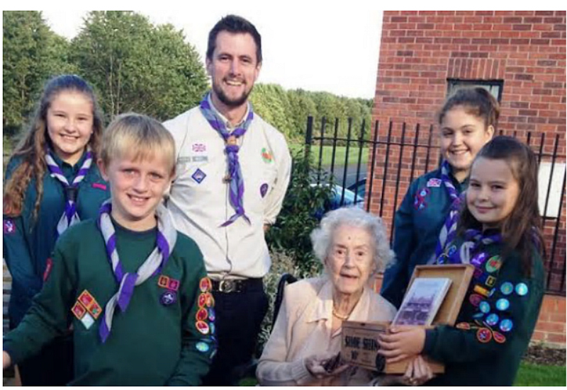 Dementia friendly scouts