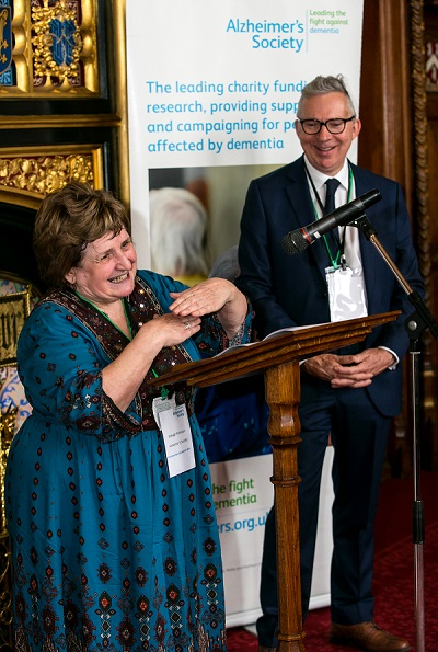 Alzheimer's Society; Parliamentary Reception Speaker's House; Houses of Parliament; Westminster; 25th October 2016. © Pete Jones pete@pjproductions.co.uk