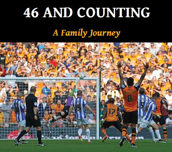 46 and counting book