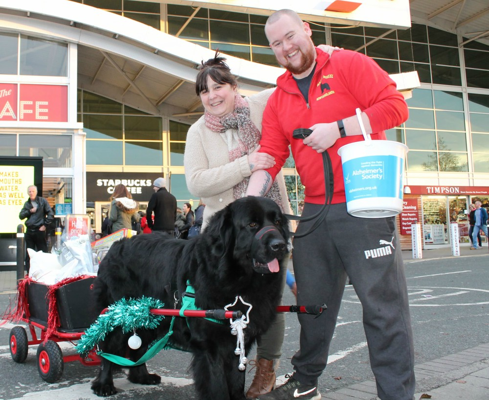 Creative fundraising ideas - bag packing