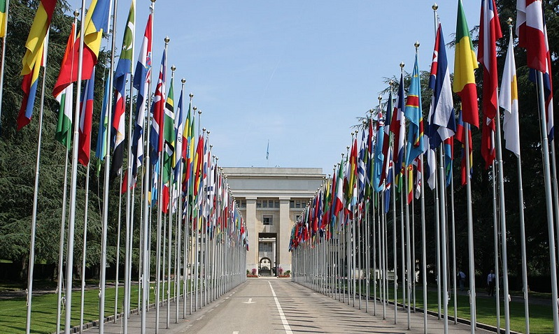 Dementia rights at the UN