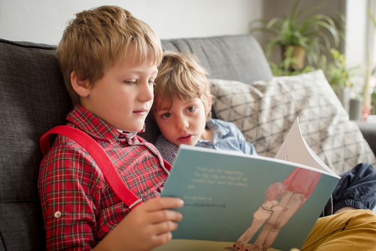 personalised books teach children about dementia