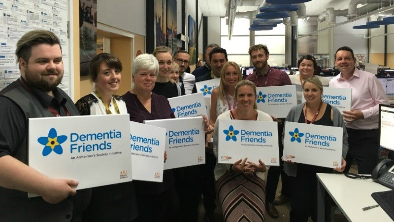 Dementia Friends at UK Power Networks