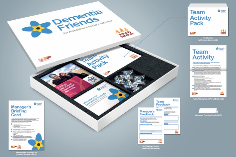 UKPN Dementia Friends toolkit for managers
