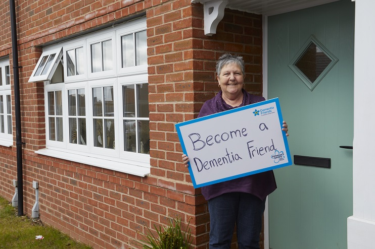 Dementia Friends Teresa