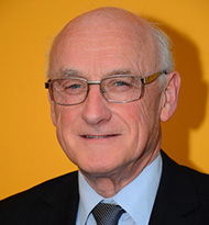 Gordon Wilcock, Alzheimer's Society Trustee