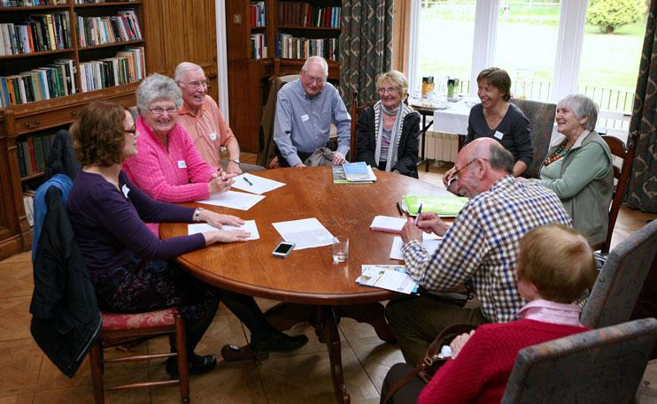 Dementia Positive Living Group.