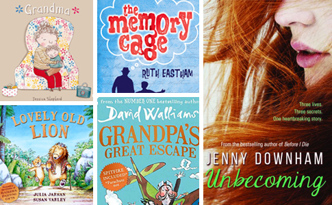 Books for younger readers LWD