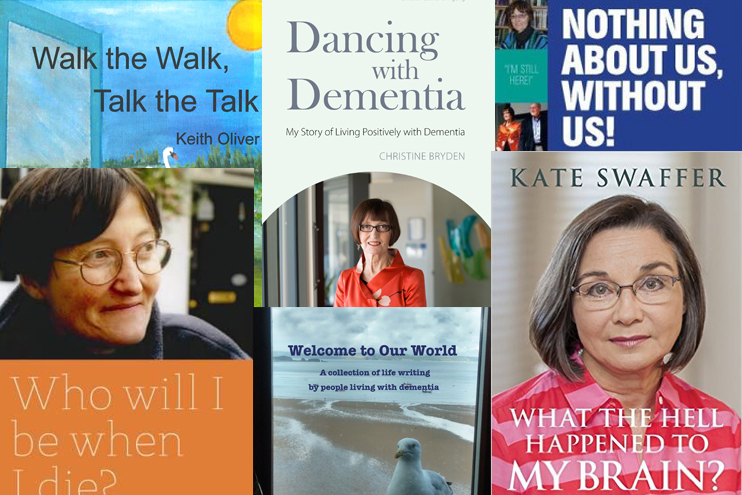 Books written by people with dementia