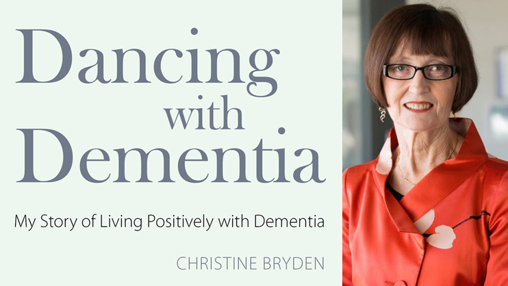 Dancing with dementia, a book by Christine Bryden