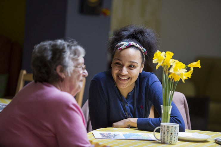 Young People and the Alzheimer's Society