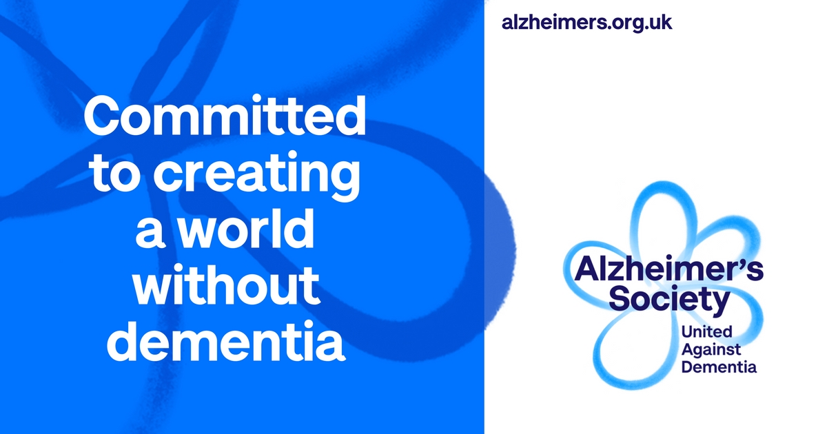 Committed to creating a world without dementia social media post