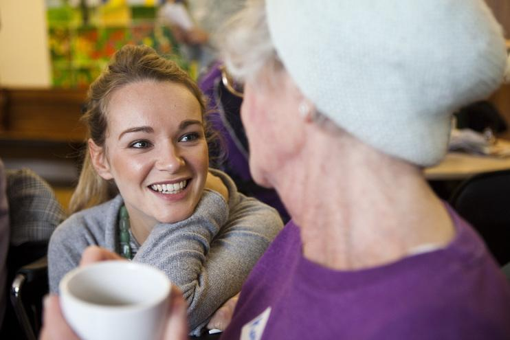 Uniting care homes and communities
