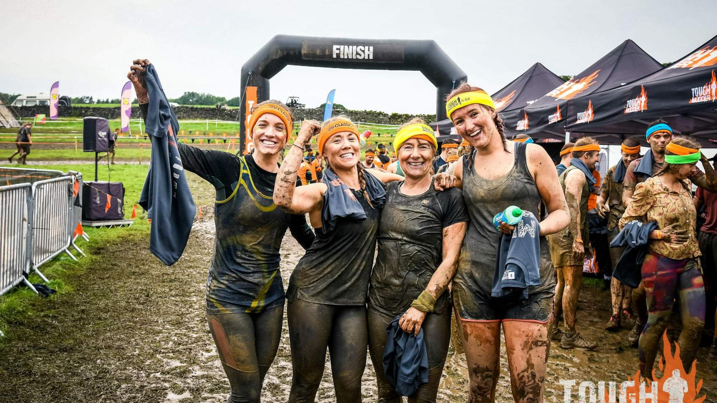 Tough Mudder NW