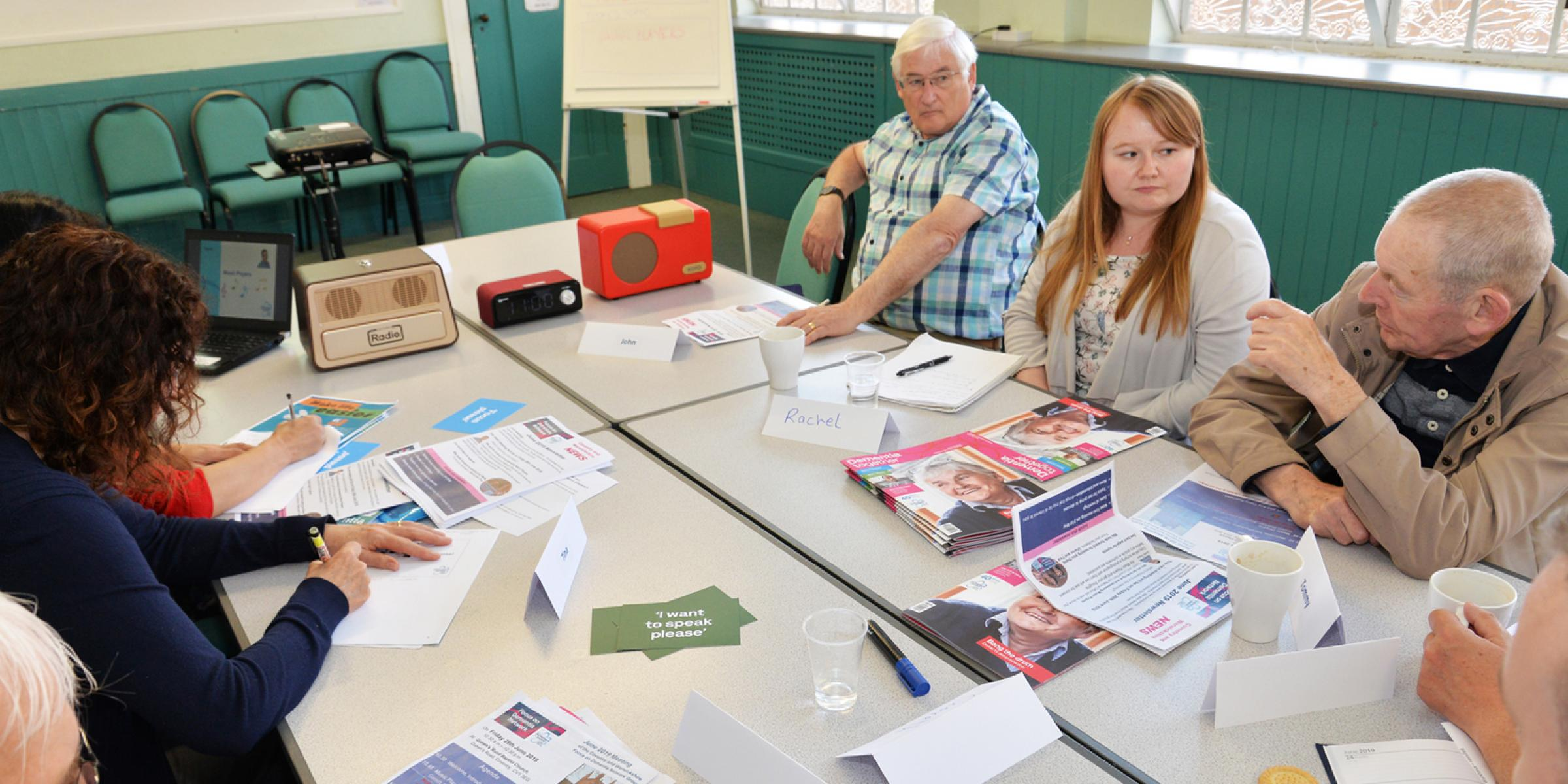 Coventry and Warwickshire's Focus on Dementia Network group