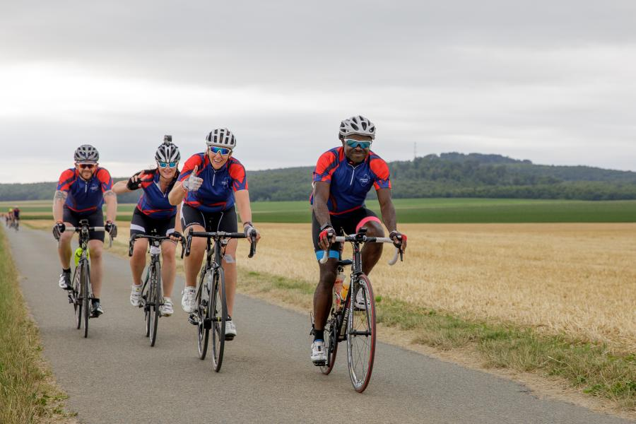 Cycling alzheimer 39 s society for Charity motors 8 mile lahser