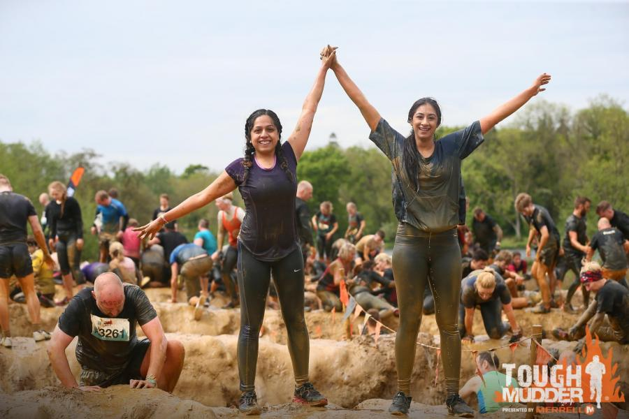 Tough Mudder particpants