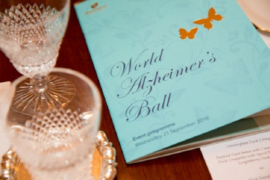 World Alzheimer's Ball