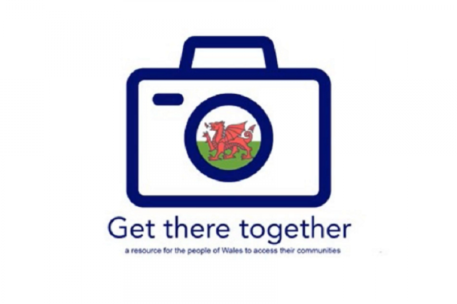 Get There Together project logo