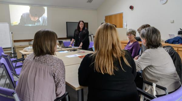 A Dementia Friends Information Session for people with learning disabilities