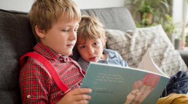 Personalised books for children with dementia