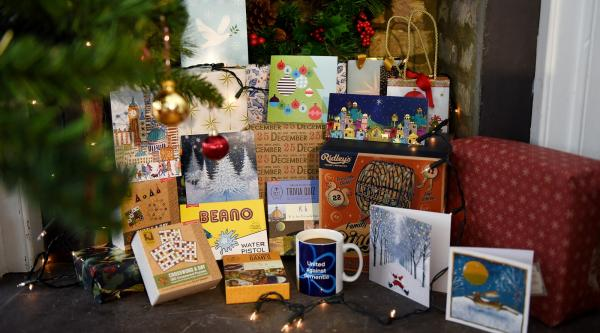Chirstmas gifts for people with dementia