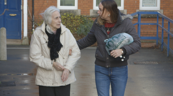Crisis in Care - BBC Panorama, Barbara and her daughter