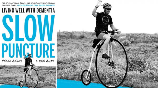 Slow puncture, by Peter Berry and Deb Bun