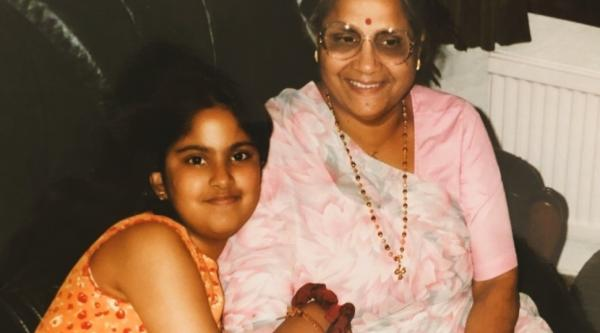 Meera and her gran