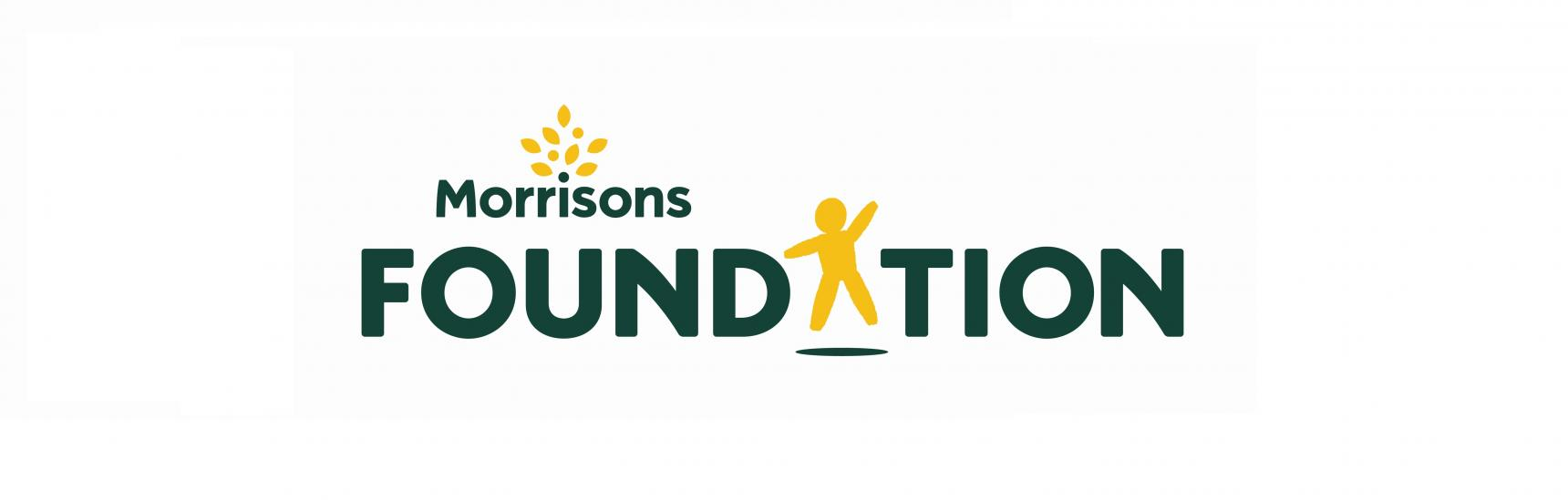 Morrisons Foundation logo