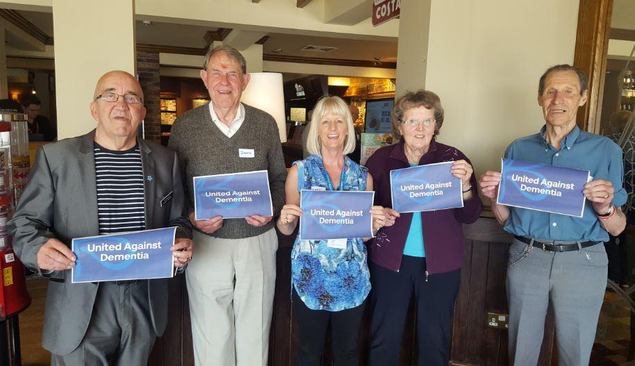 North Somerset Focus on Dementia group