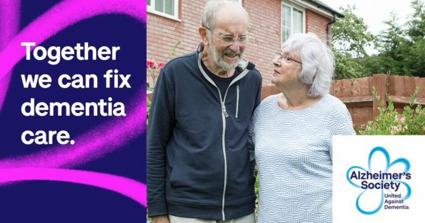 Together we can fix dementia care