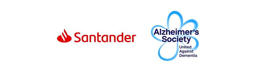 Alzheimer's Society - Fundraising with Santander