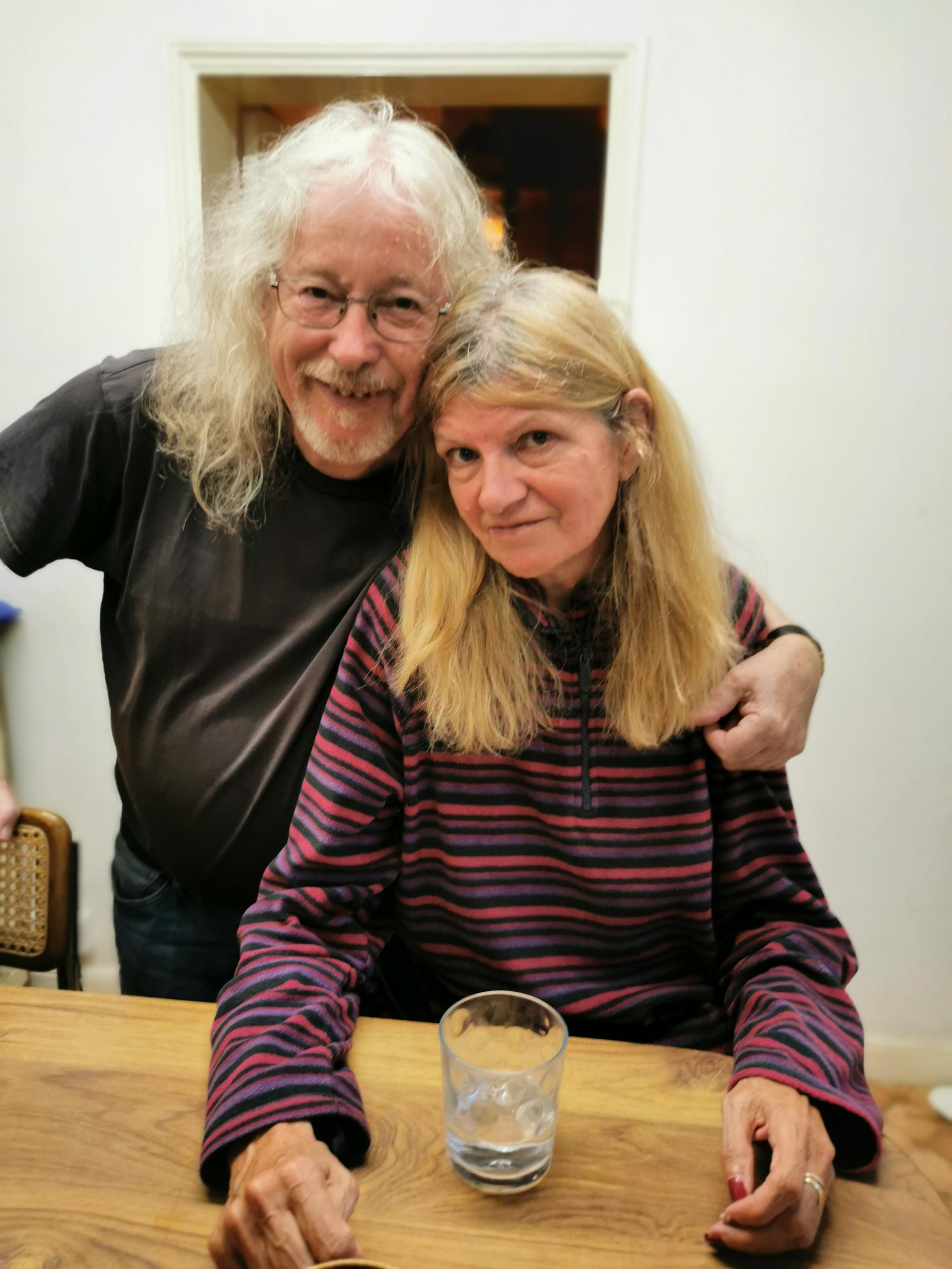 Dave and Bonnie