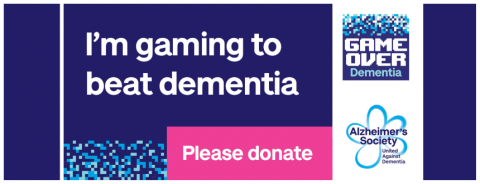 I'm gaming to beat dementia